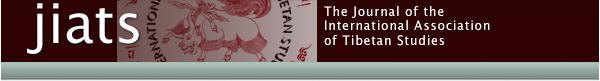 Journal of the International Association of Tibetan Studies