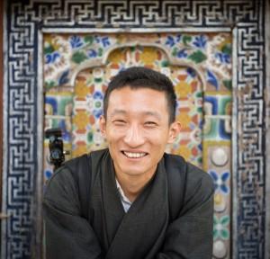 Bhutanese Portrait by Bradley Aaron
